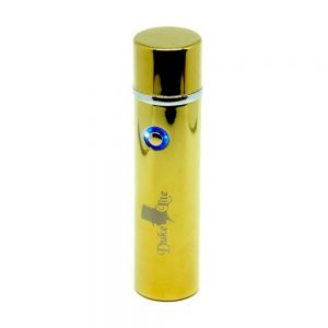 Gold Cigar & Pipe Double Arc Lighter